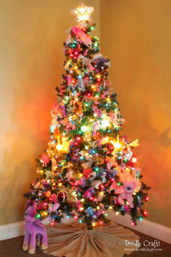 My Little Pony Christmas Tree Decorations 4 Jpg 600 900