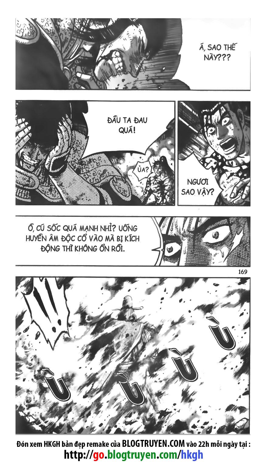 Hiệp Khách Giang Hồ chap 355 Trang 18 - Mangak.info