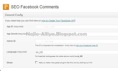 Cara membuat kolom komentar facebook di wp