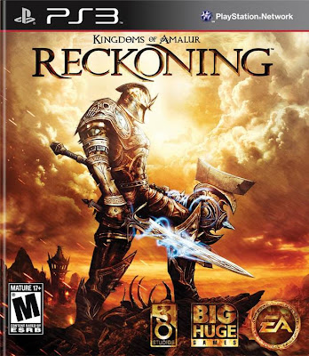 Kingdoms of Amalur: Reckoning PS3