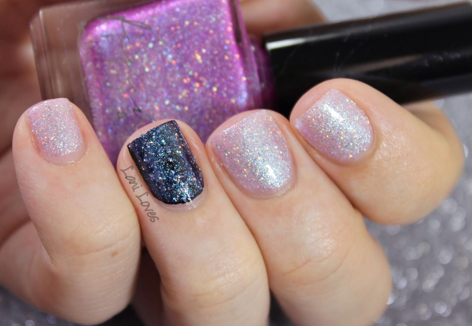 Femme Fatale Cosmetics - Who is Fairest of Them All nail polish swatches & review