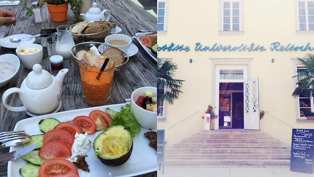 Cafe Reitschule fruhstuck