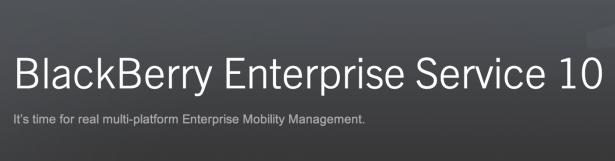 BlackBerry anunció hoy que DATEV, una compañía de software y TI líder proveedor de servicios en Europapor los asesores fiscales, auditores y abogados, ha seleccionado el Servicio Empresarial BlackBerry(R) 10 (BES10) como su empresa Gestión de la Movilidad (EMM) y solución. DATEV, un antiguo cliente de BlackBerry, también ha comenzado el despliegue de más de 1000 dispositivos de BlackBerry(R) 10. Aqui el Comunicado de Prensa: DUSSELDORF, Alemania y Waterloo, Canadá-(Marketwired – 16 de enero 2014) – BlackBerry (R) Limited (NASDAQ: BBRY) (TSX: BB), líder mundial en comunicaciones móviles, ha anunciado hoy que DATEV, una compañía de software y TI líder