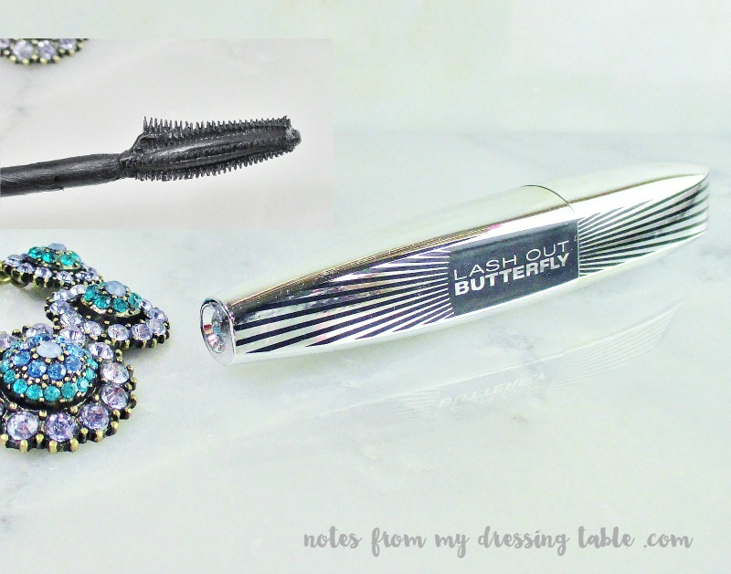 L'Oreal Butterfly Mascara notesfrommydressingtable.com