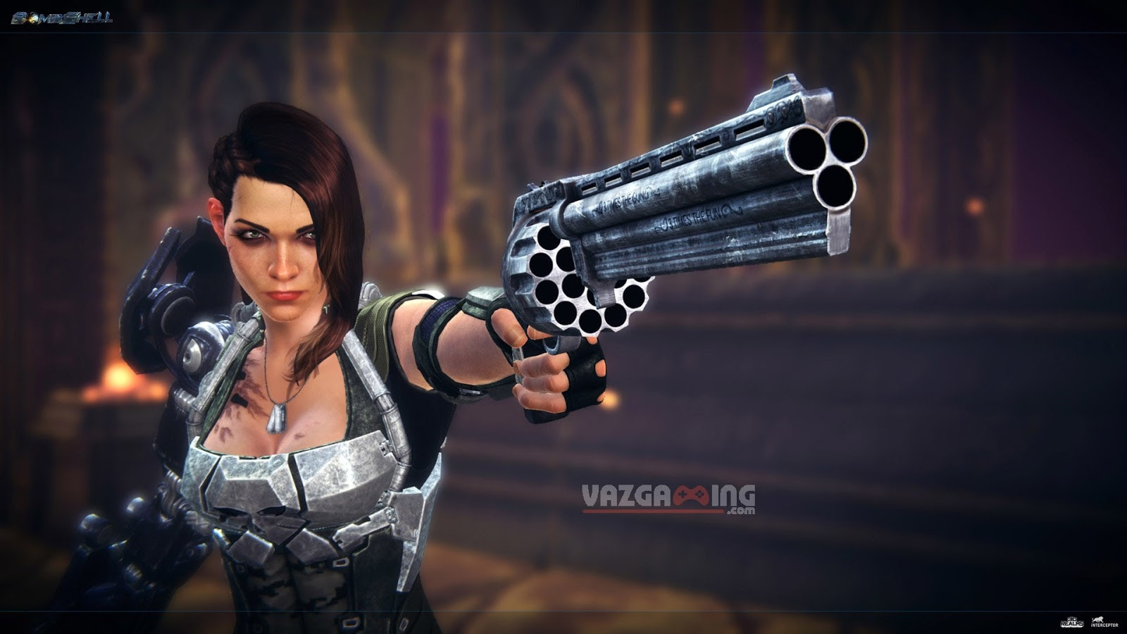 Bombshell Gameplay 1