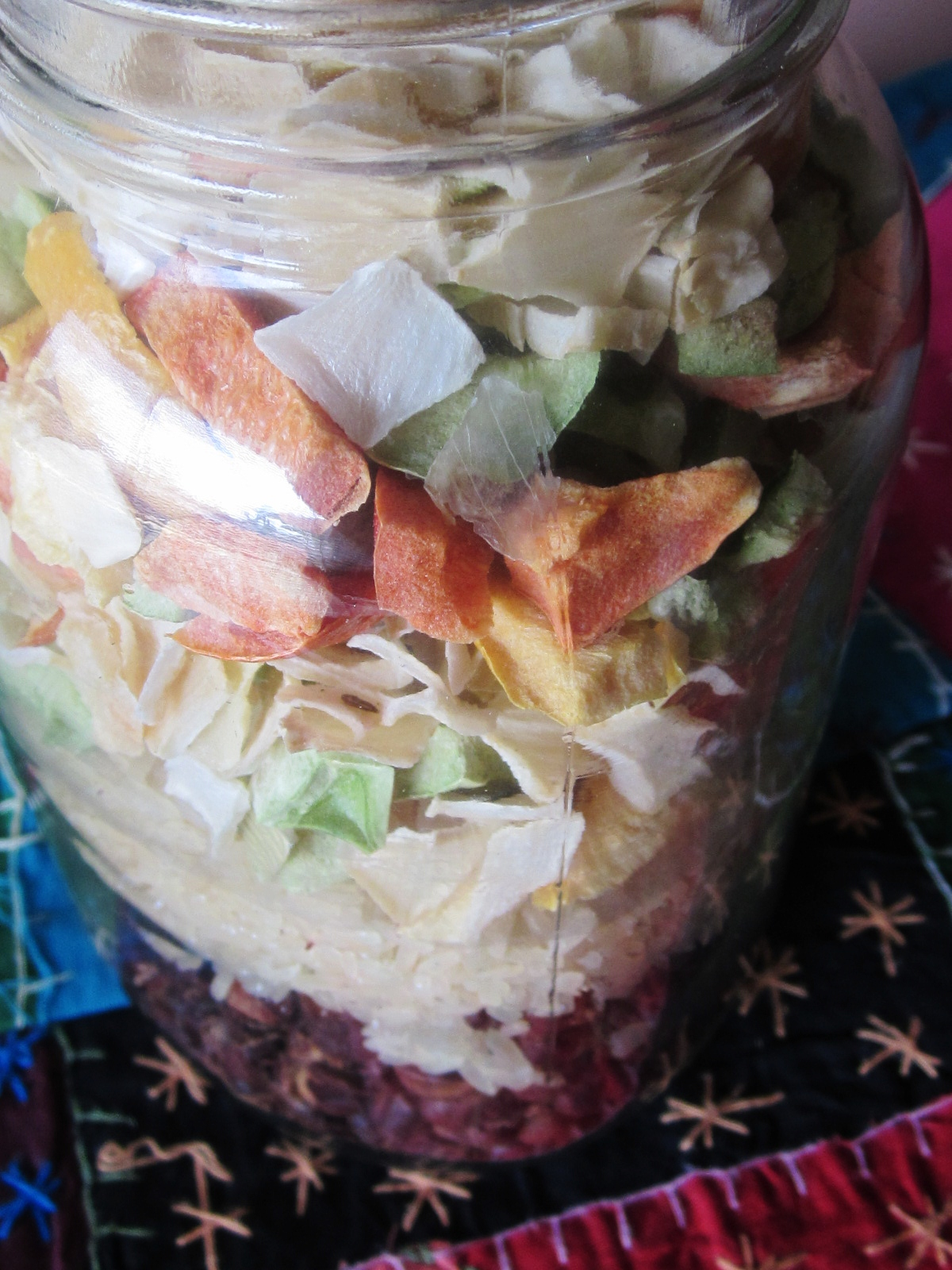Chef tess bakeresse 4 new convenience meals in a jar recipes forumfinder Gallery