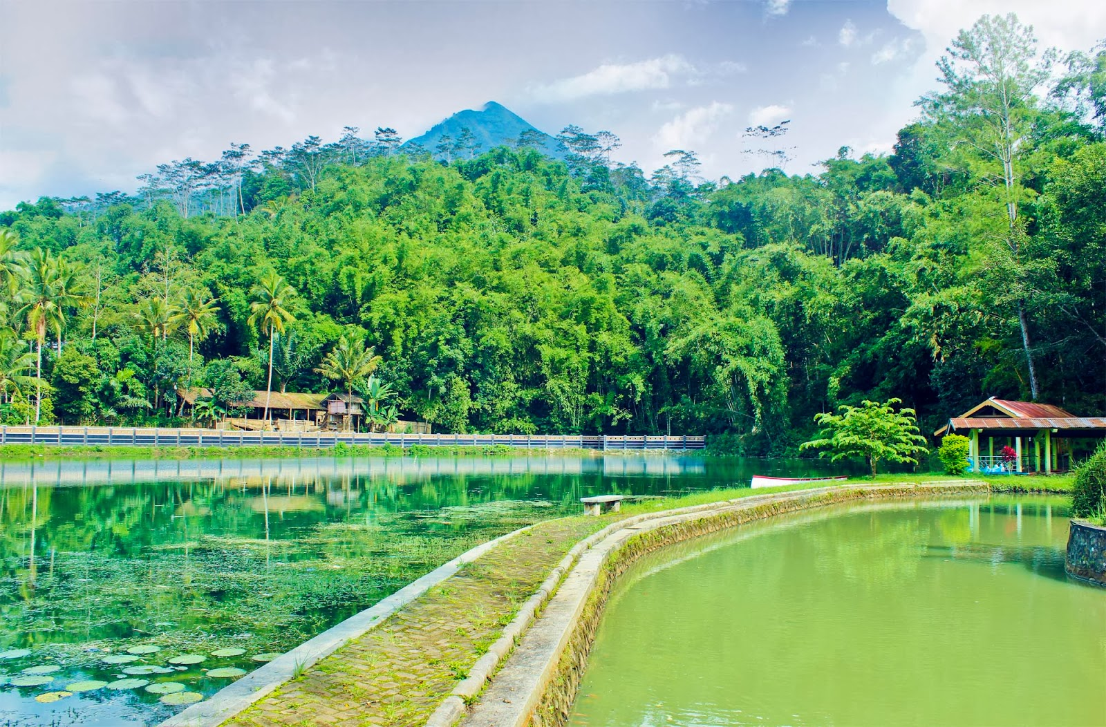 telaga blender Jawa Tengah