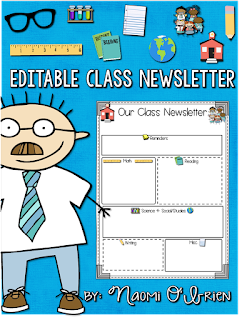 https://www.teacherspayteachers.com/Product/Editable-Class-Newsletter-Free-Template-2079909