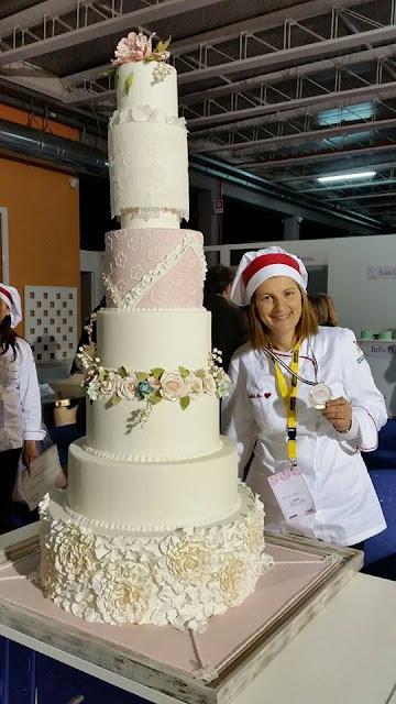 medaglia argento competizione live wedding a