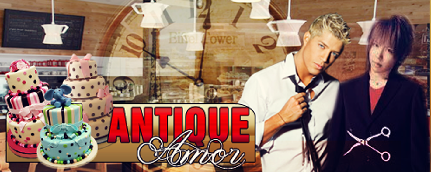 Antique Amor!