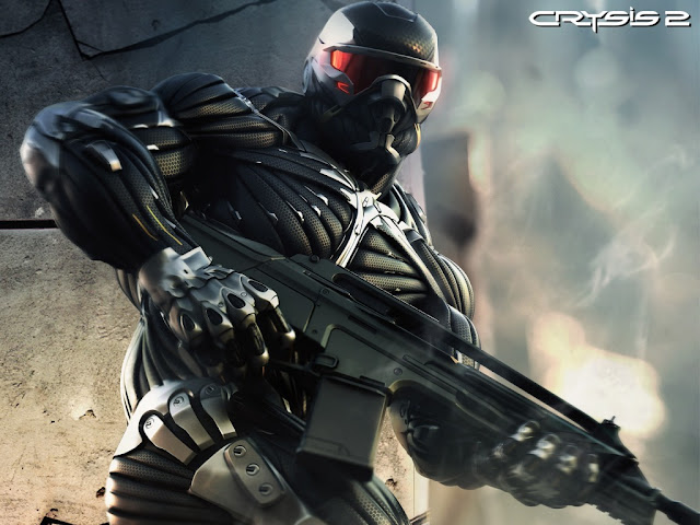 crysis 2 crytek frankfurt first person shooter game