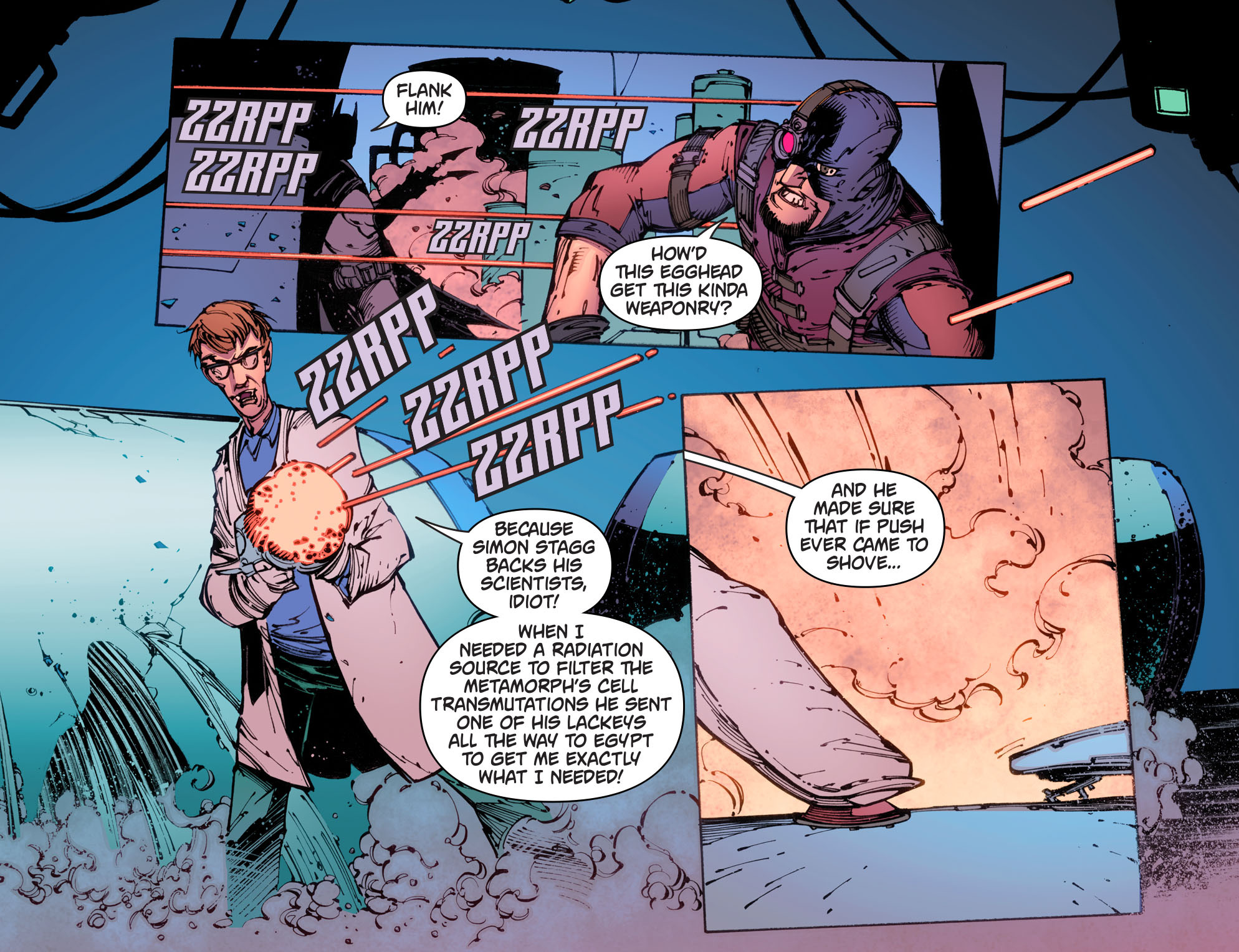 Batman: Arkham Knight [I] Issue #24 #26 - English 11