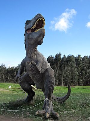 Tiranosaurio Rex, Colunga, Museo del Jurásico
