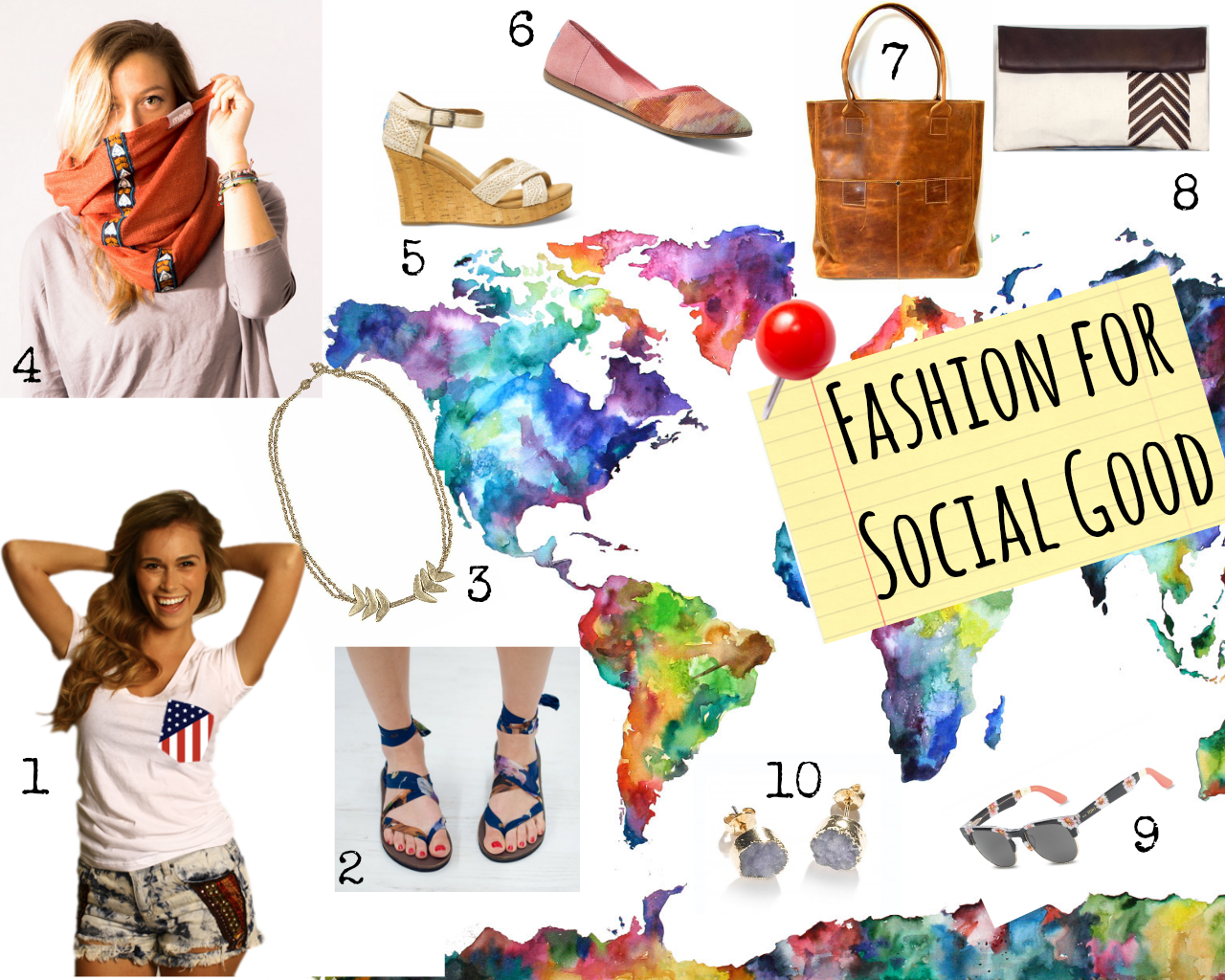 fashion, social good, causes, eco-friendly, style