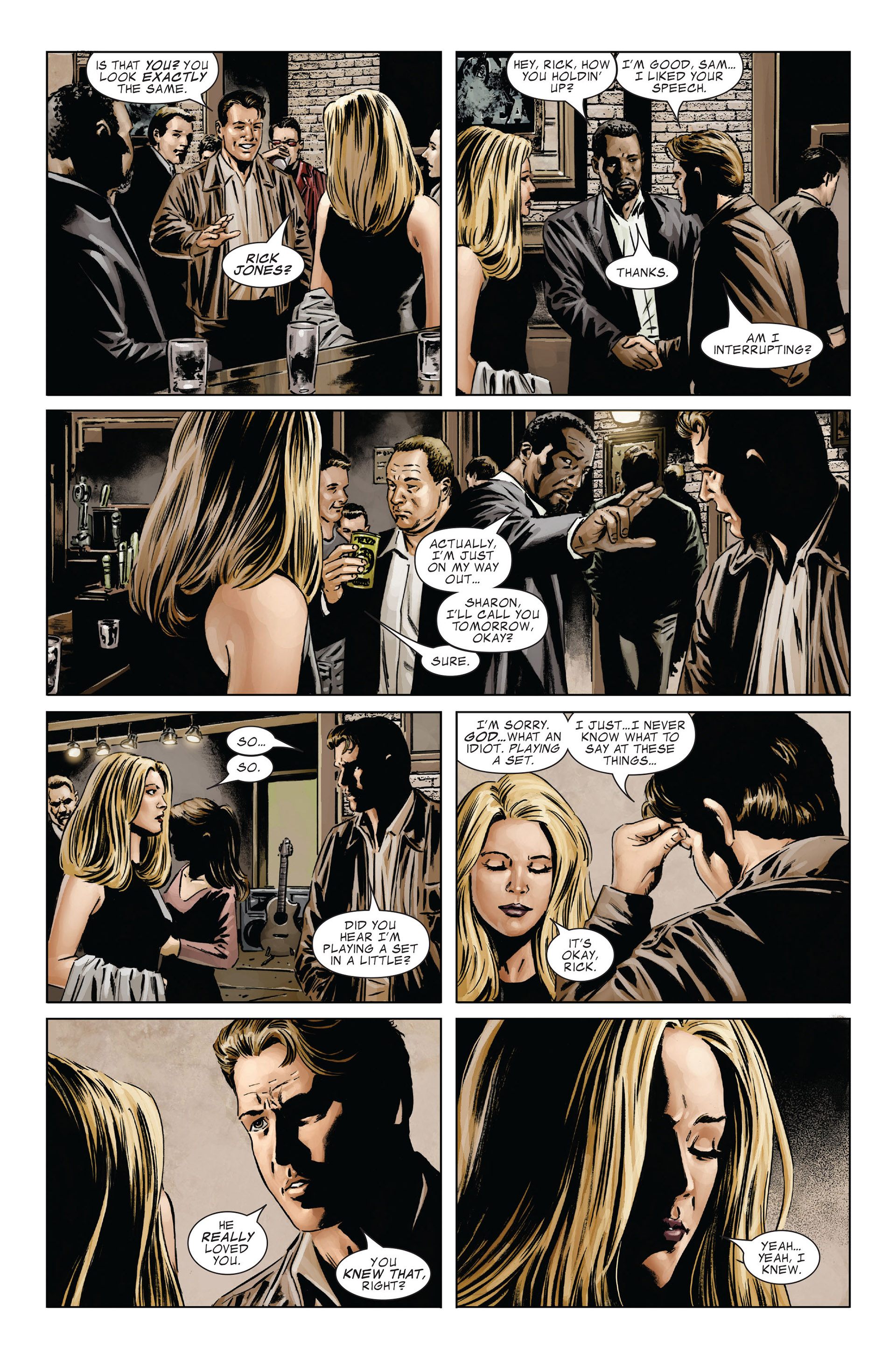 Captain America (2005) Issue #26 #26 - English 10