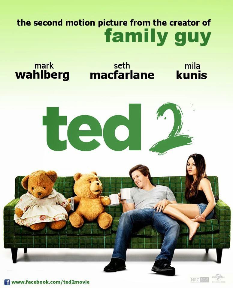 Ted 2 หมีไม่แอ๊บ แสบได้อีก 2 [HD][พากย์ไทย]