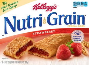 New Coupon: $1/2 Nutri Grain Bars