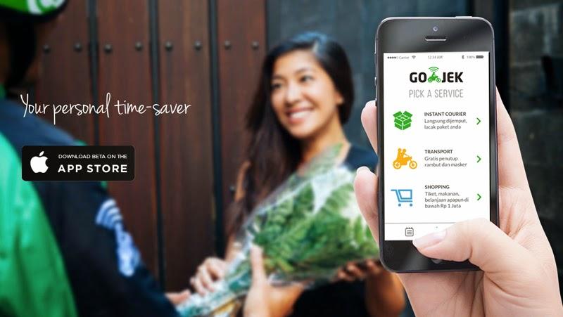 Aplikasi Pintar Go-Jek