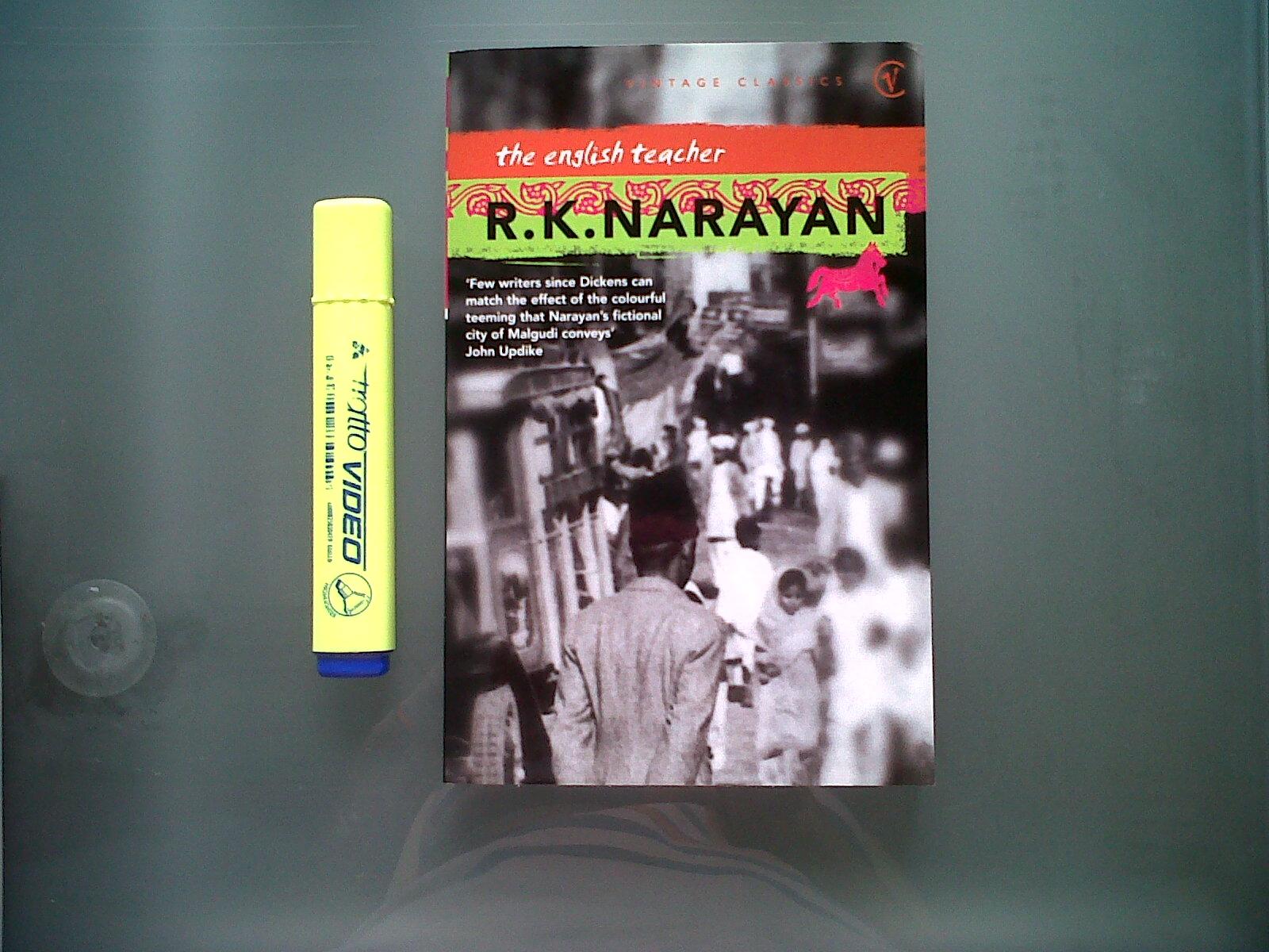 english teacher rk narayan far would you agree statement d