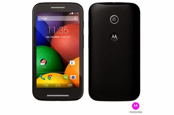 Spesifikasi dan Harga Motorola Moto E