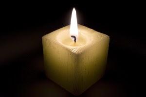 Tänd ett ljus för alla drabbade