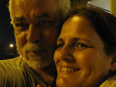 Artur Gomes e Margareth Bravo