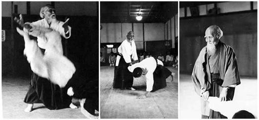 Morihei Ueshiba Aikido Torino