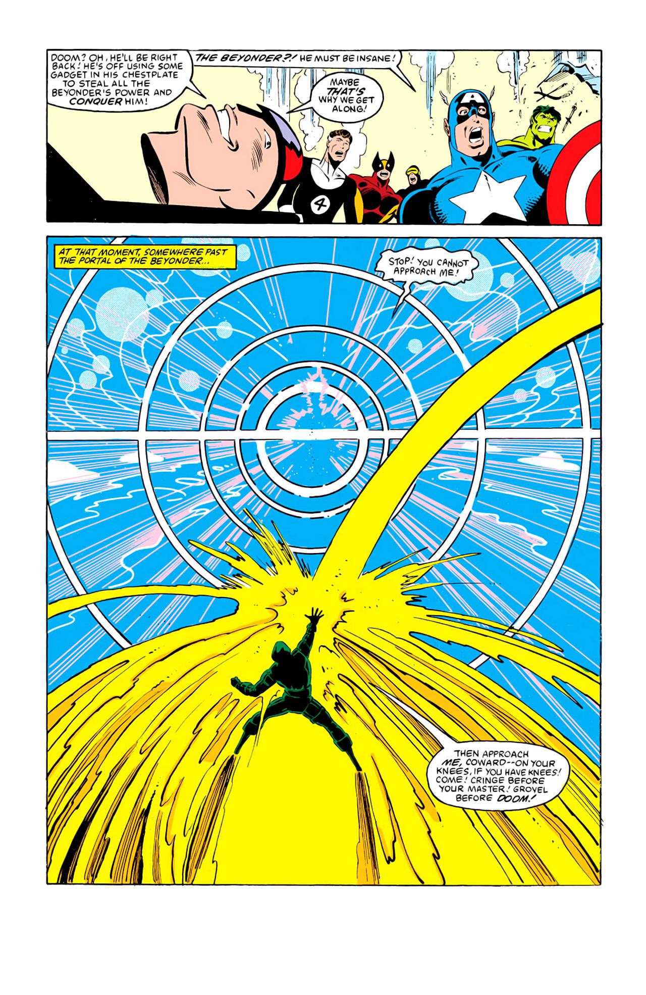Captain America (1968) Issue #292k #218 - English 13
