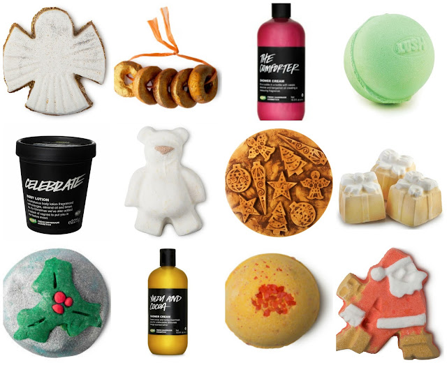 Lush The Twelve Days of Christmas
