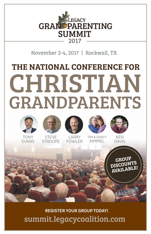 Legacy Grandparenting Summit