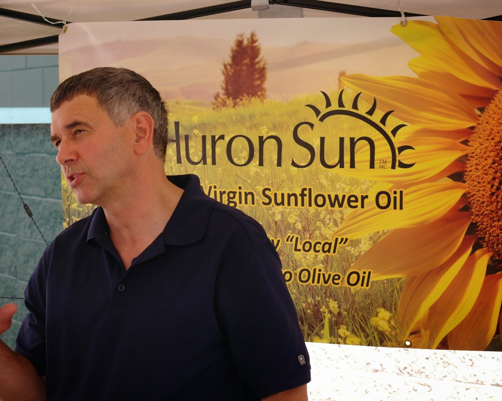 Sunflower Oil from Huronia