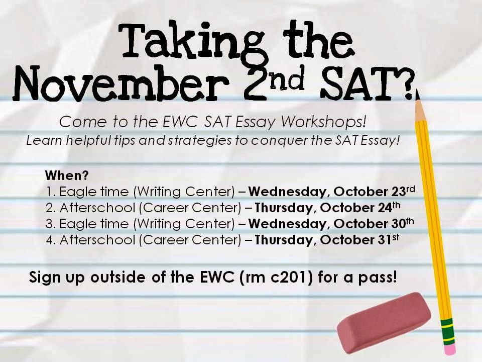 Preparing sat essay examples