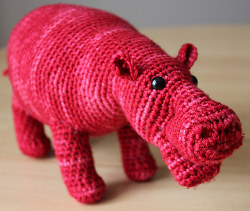 2000 Free Amigurumi Patterns: Little Hippo Taweret Crochet ...
