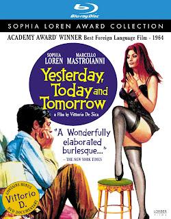 Blu-ray Spotlight   The Sophia Loren Collection