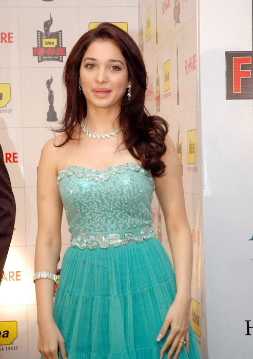 tamanna bhatia at idea filmfare awards photo gallery