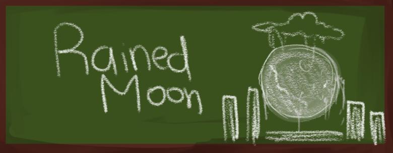 Rained-Moon