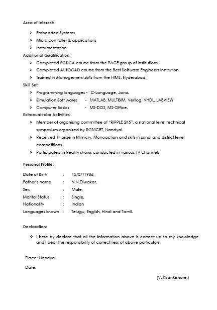 labels fresher resume kiki kirankishore98 media resume resume types ...