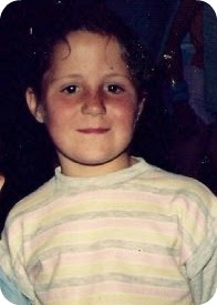 Six year old girl 1983