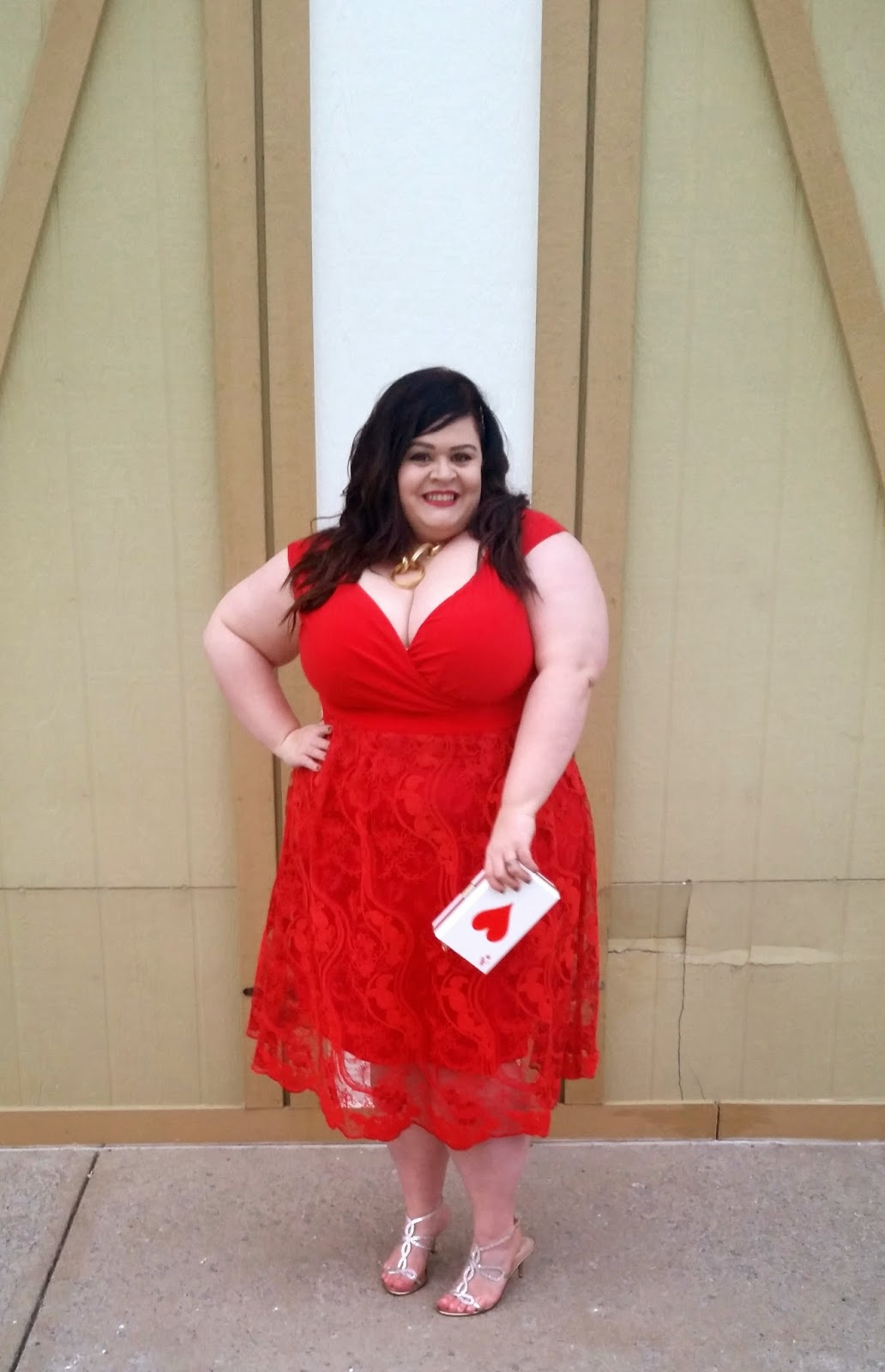 thestylesupreme plus size ootd review igigi adelle dress in gar  lace