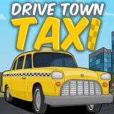 Drive Town Taxi | Juegos15.com
