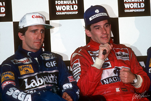 prost ayrton senna nelson - photo #24