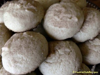 Sour Cream Cookies by CookieClubRecipes