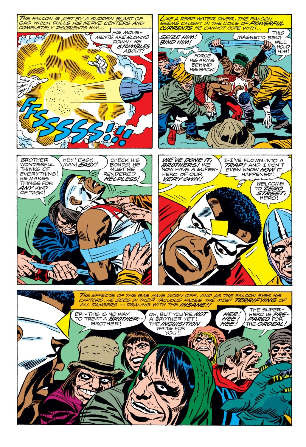 Captain America (1968) Issue #201 #115 - English 16
