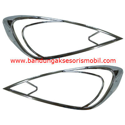 Cover Head Lamp All New Jazz
