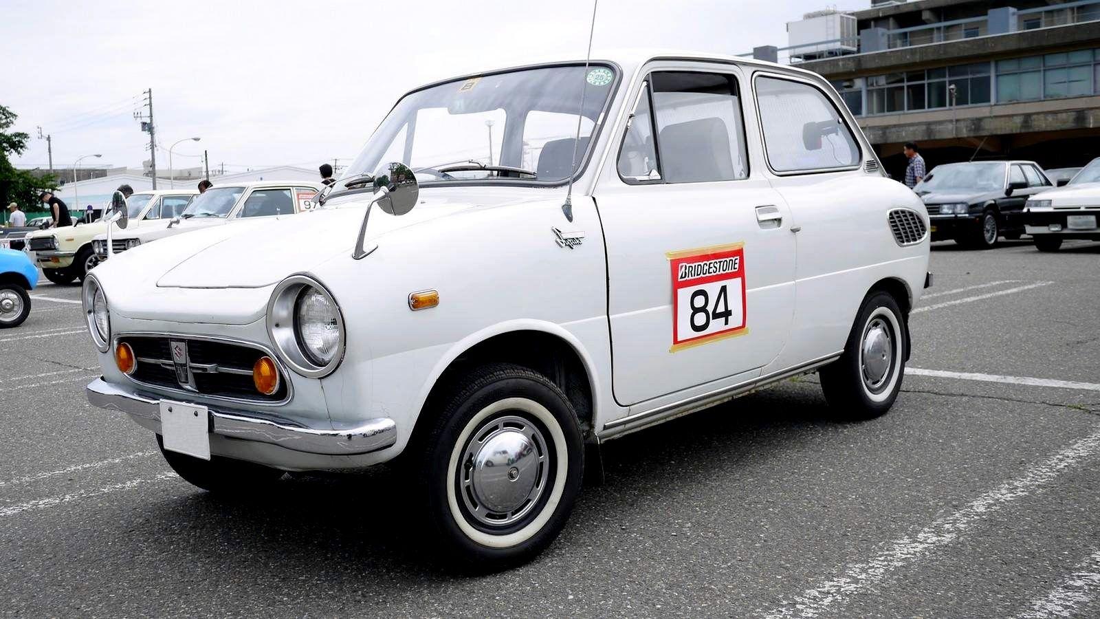 Suzuki Fronte LC10, samochody z dawnych czasów, auta z lat 60, JDM, motoryzacja