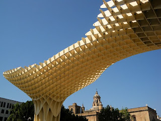 Sevilla - Metropol Parasol 02
