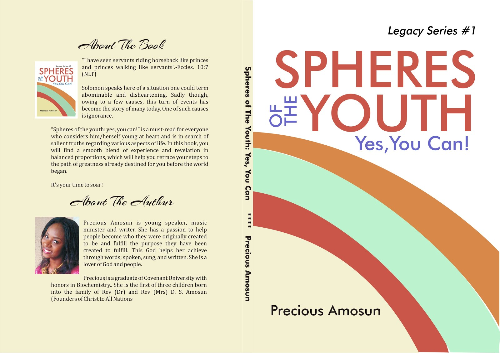 Spheres of the youth: Yes, you can