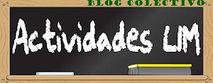 Blog con actividades LIM Infantil