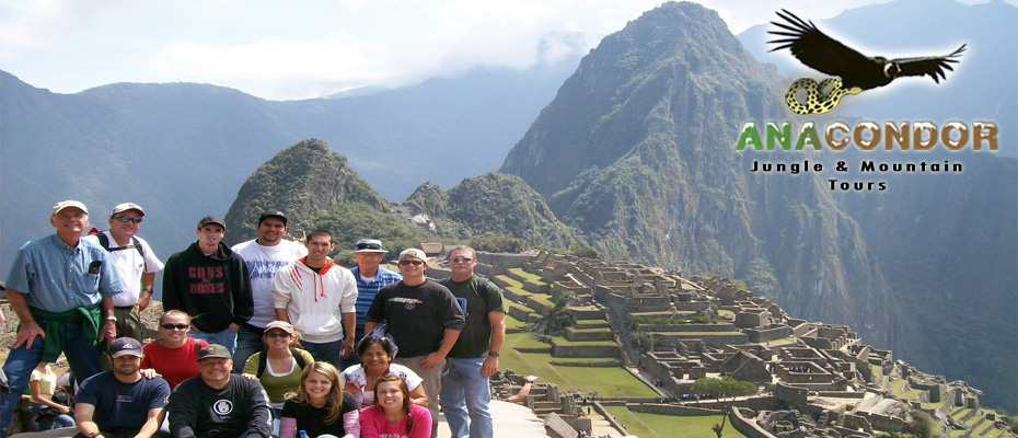 Ana Condor Tours | Trekking Inca Jungle to Machupicchu