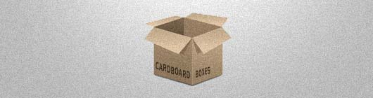 Cardboard Boxes Examples